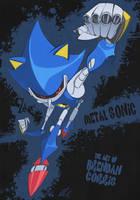 Metal Sonic by BrendanCorris