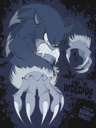 Werehog  by BrendanCorris