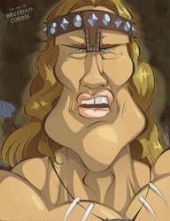 Conan by BrendanCorris