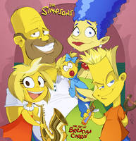 The Simpsons by BrendanCorris