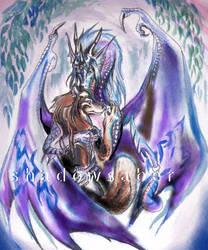 In Dragons wings