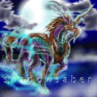 God beast of the East Yin by ShadowSaber