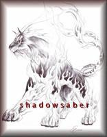 Burnning Tyger by ShadowSaber