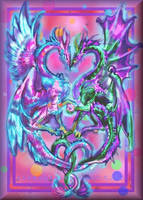 Lovewise dragons of the heart