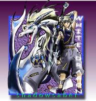 Shin White Dragon Card by ShadowSaber