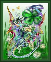 Rainbow Wise The Lucky Dragon