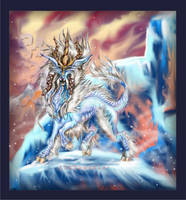 The Frost Kirin King by ShadowSaber