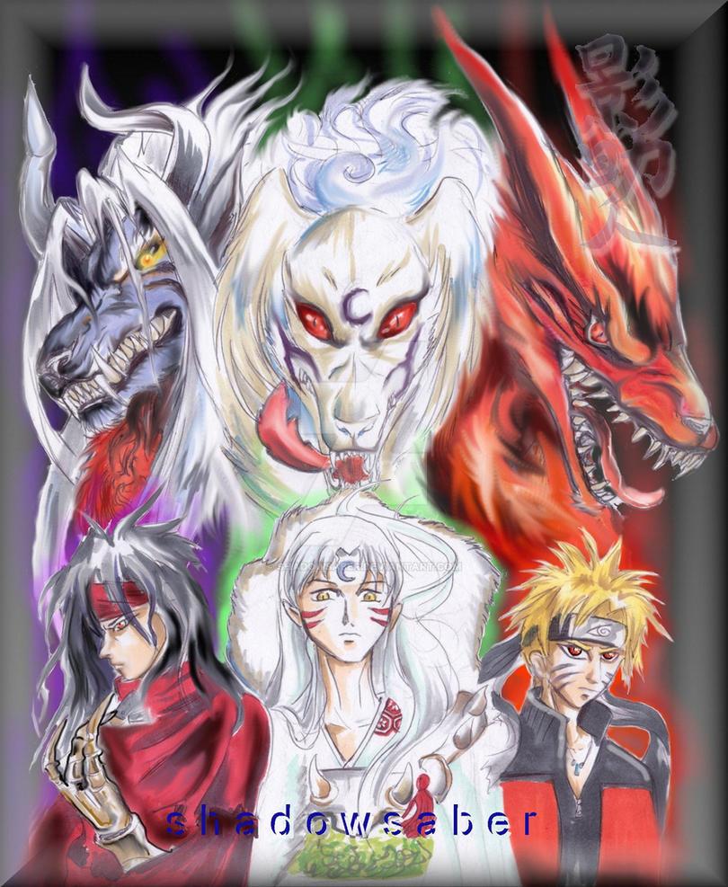 Cerberus Demon Dogs by ShadowSaber