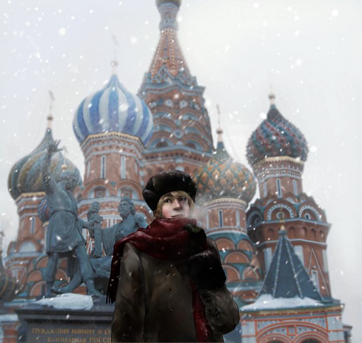 Hetalia: Kremlin by Firnheledien