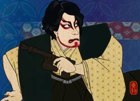 Kabuki Han by Firnheledien