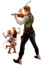 Dalmascan Folk Dance