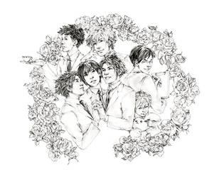 Kiss Kiss Fall in Love by Firnheledien