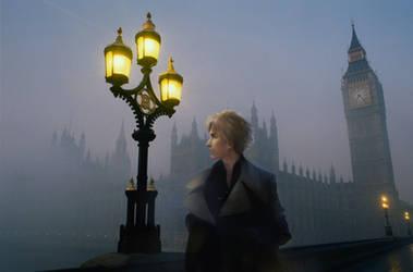 Hetalia: Big Ben by Firnheledien