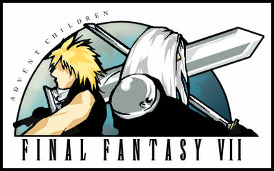 FF7:AC badge design by Firnheledien