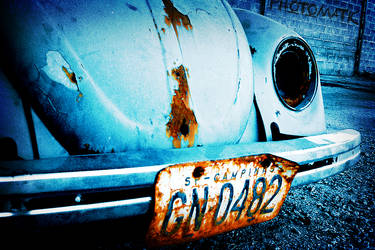 Old Beetle by pirulacidos