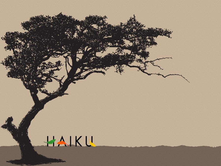 Haiku Wallpaper Test IV