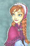 Sketch Card: Anna