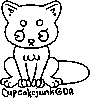 Cat Makeable by Cupcakejunk