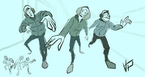 Beastie Boys by stumpy32