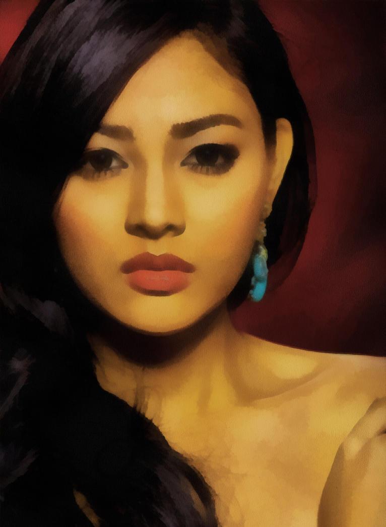 Http Elbishop Deviantart Com Art Asian Beauty 178095794