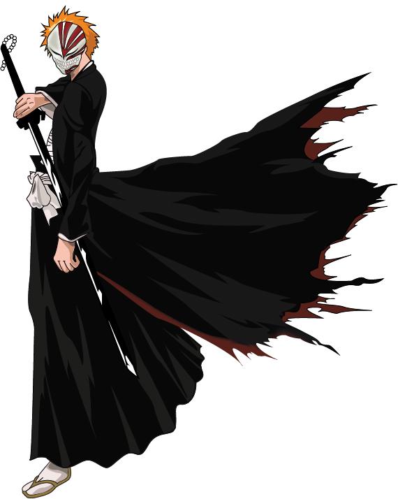 Ichigo vizard mask by elbishop on deviantart - Ichigo vizard mask ...