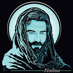 Yeshua by elbishop