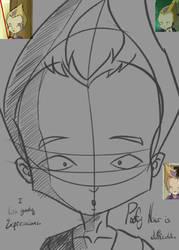 Code Lyoko Odd sketch 0.5
