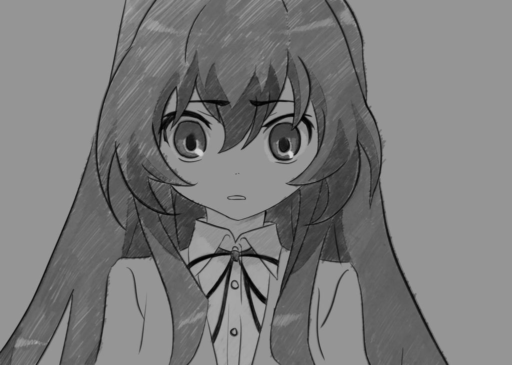 Taiga 1 finished sketch by Zeke-01