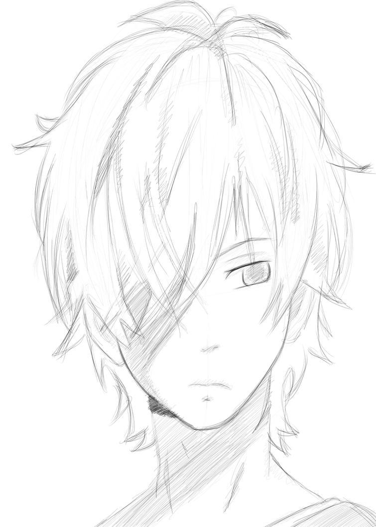 My little monster original sketch 2 by Zeke-01
