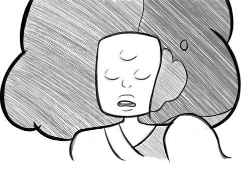 Cotton Candy Garnet sketch1+