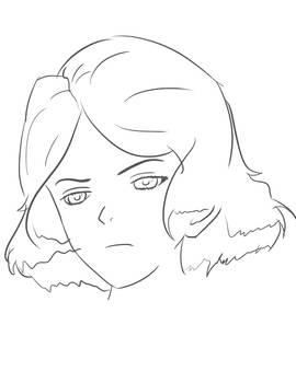 Yukina sketch 1
