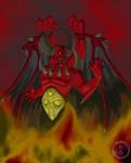 Hellfire Demon by FrostSiege