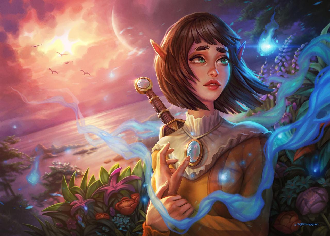 Camellia the Warrior Princess
