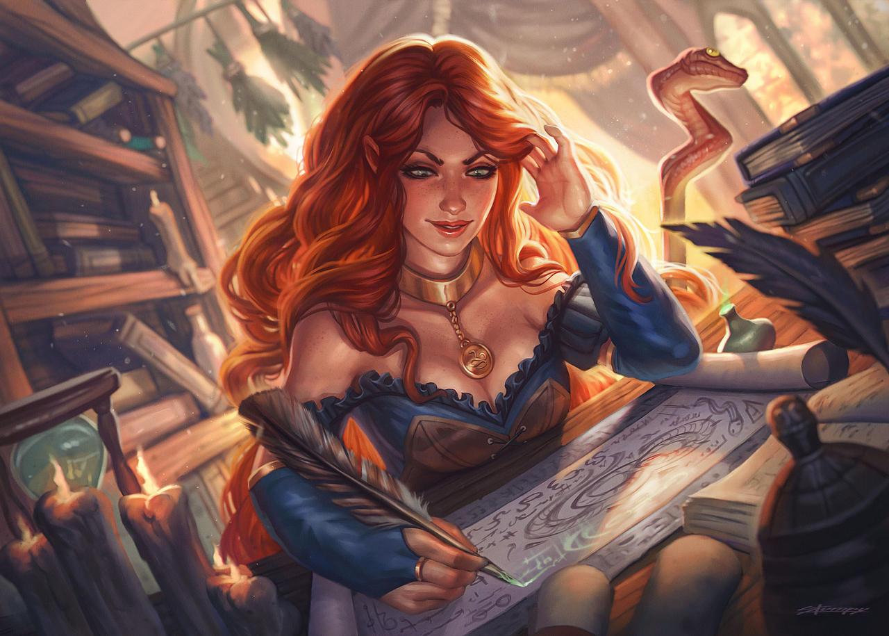 Elyzabeth Di Serpentis