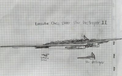 Executor II Class Super Star Destroyer