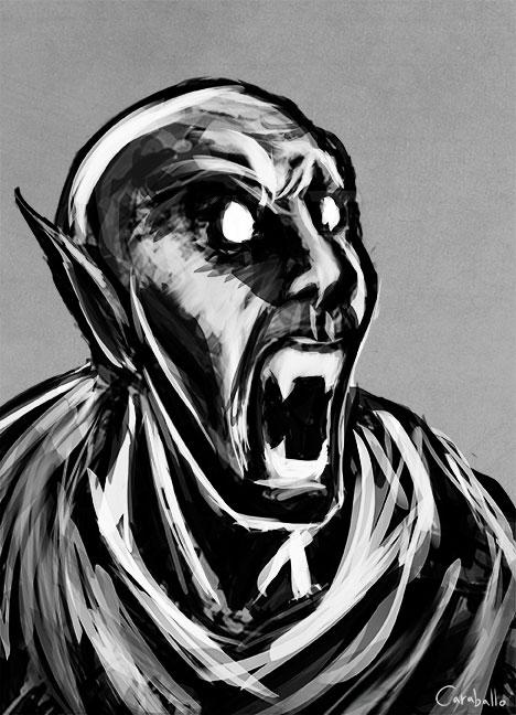 Monk-Sketch-full-Vampire-Mode by mcaraballo