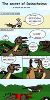 The curse of Deinocheirus