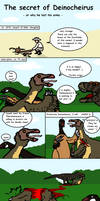The curse of Deinocheirus by yoult