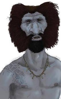 Troll Man from Patranas Isles