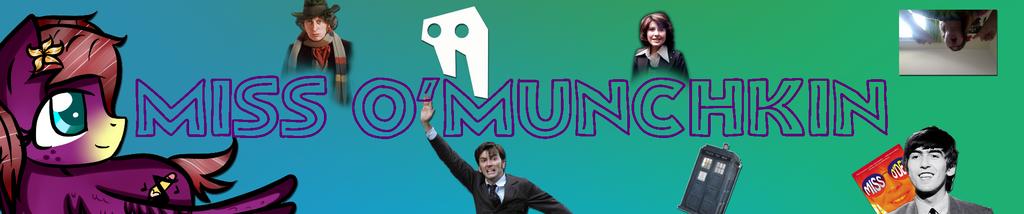 Miss O'Munchkin Banner by TheOriginalBeatleBug