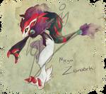 Mega Zoroark