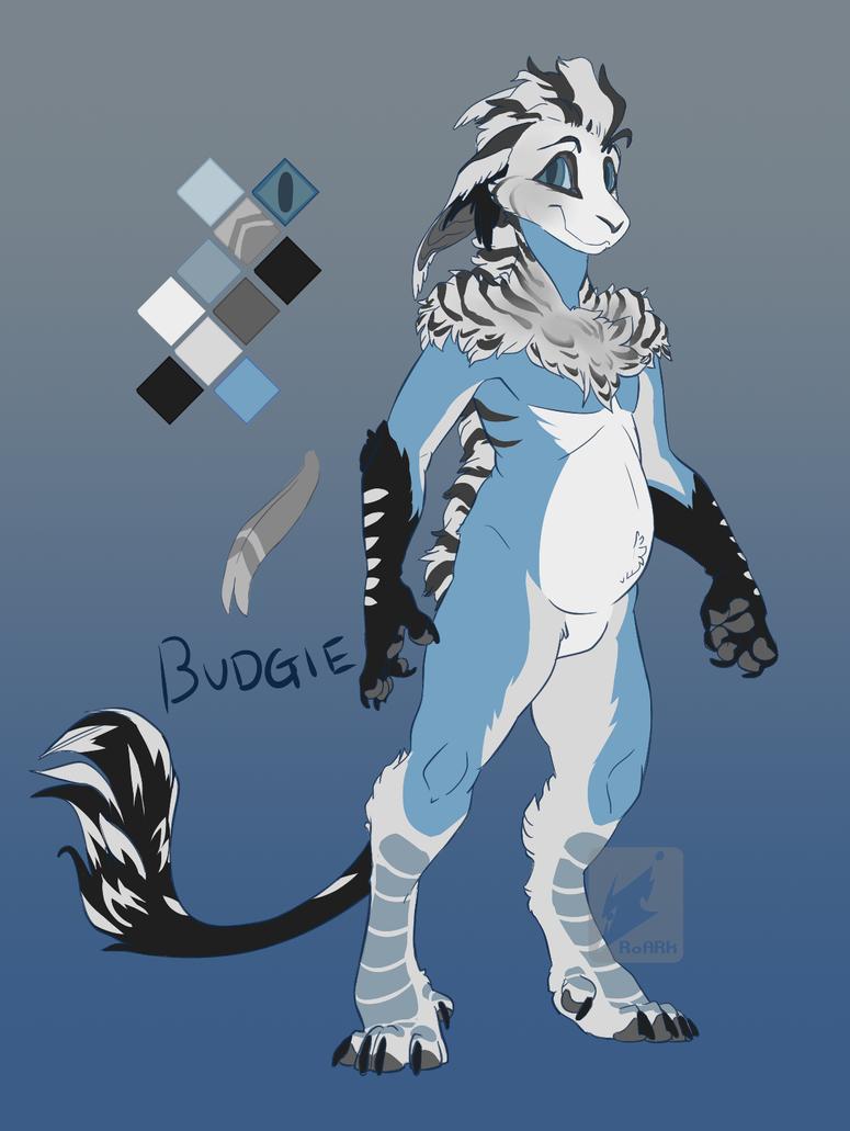 Budgie Vernid Adopt (Closed) by RoARk030