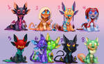Easter Auction: Baby Zyrax! CLOSED by RoARk030