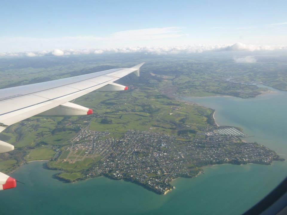The Plane ride to Auckland so pretty :) by u-yes-u-i-love-u