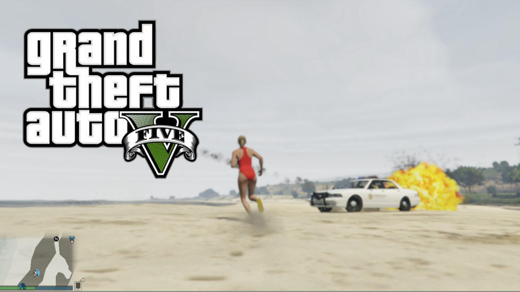 Grand Theft auto 5! have been waiting ages! by u-yes-u-i-love-u