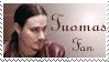 Tuomas Fan Stamp by Dragonlady-Poho