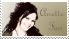 Anette Fan Stamp by Dragonlady-Poho