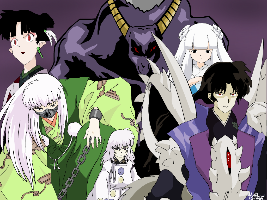 Narakus Legion By Aka Bloodfang1