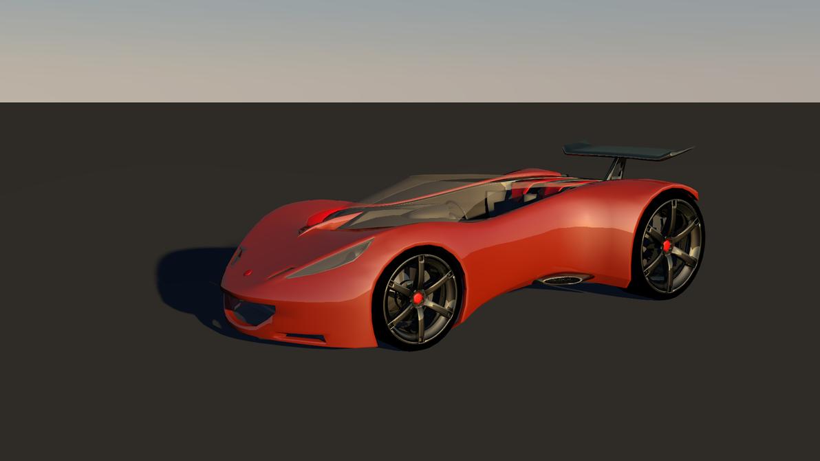 hot wheels - lotus conceptpeter-lix on deviantart