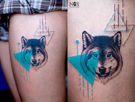 Wolf by mattynox